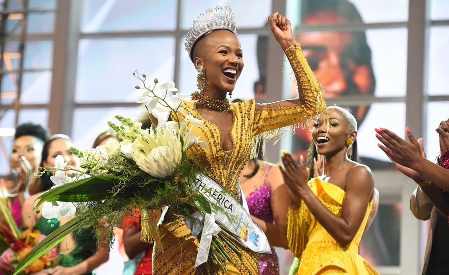 Check These 5 Things You Should Know About Newly Crowned Miss SA, Shudufhadzo Musida