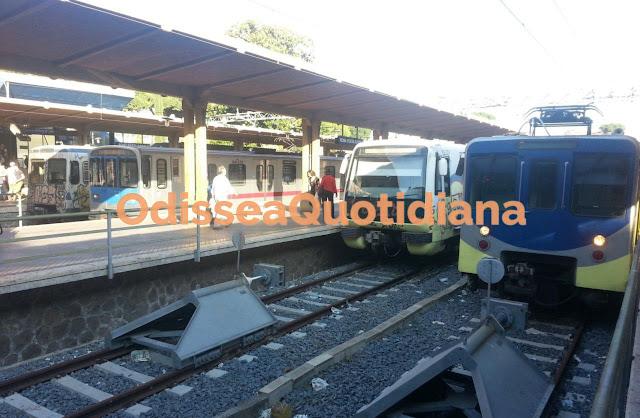 Ferrovie concesse: deserta la gara per la manutenzione straordinaria dei treni