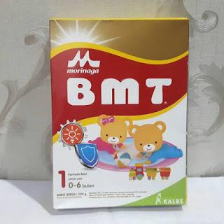 Apa Perbedaan Susu Morinaga BMT Platinum Dan BMT Biasa?