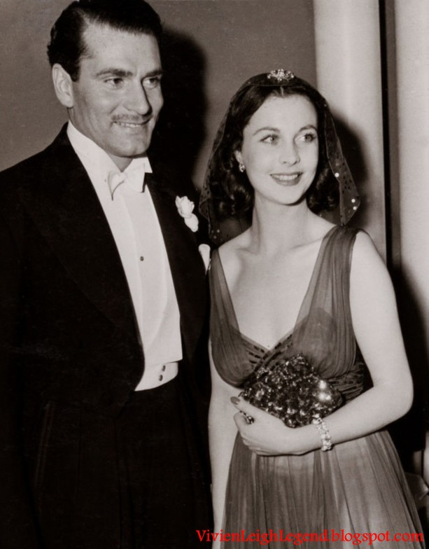 Vivien Leigh: Fashion Friday #8: Hollywood Premiere of ...