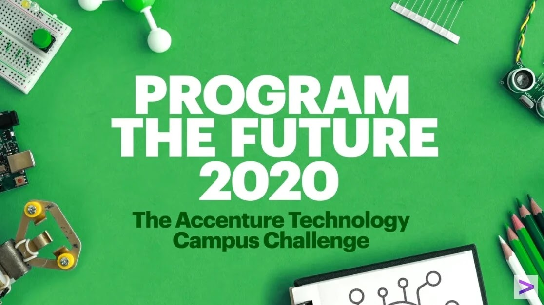 Accenture Awards Students' Most Innovative Ideas to Improve How Communities Work and Live Amidst a Pandemic