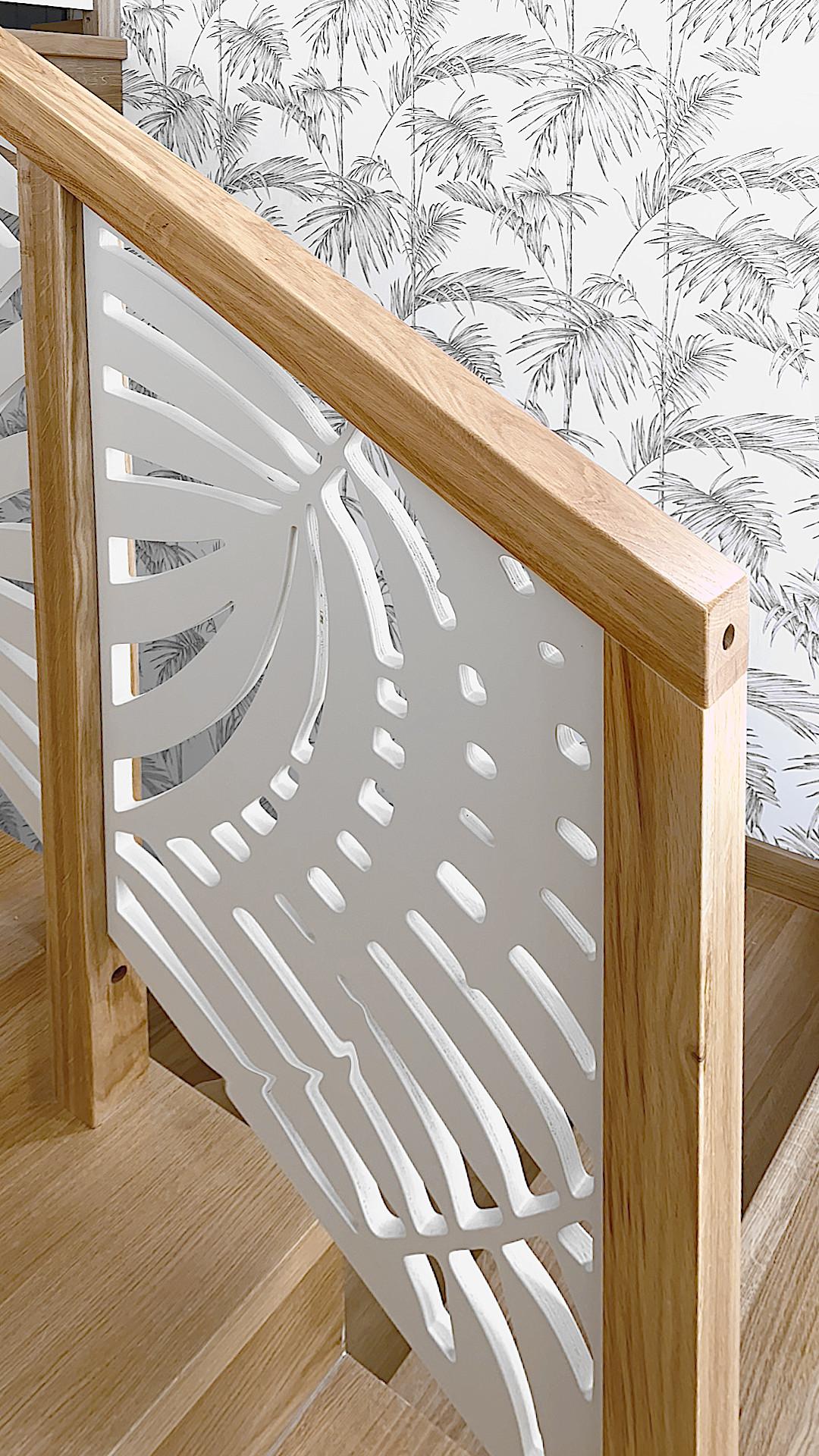 Producent schodów balustrad ażurowych mdf sklejka