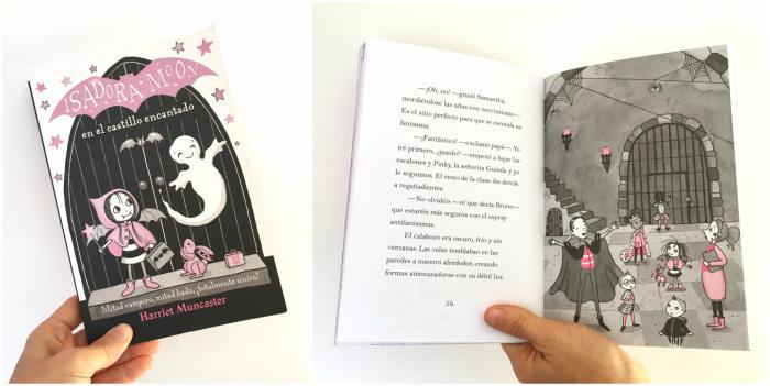 mejores cuentos infantiles 5, 6, 7, 8 años, libros recomendados isidora moon
