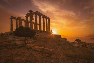 Acropolis sunrise - Photo by Cristina Gottardi on Unsplash