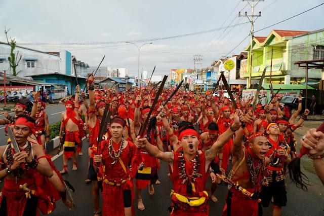 Jadi Ibu Kota Baru, Suku Dayak Minta Hak Tanah Lima Hektare Per KK