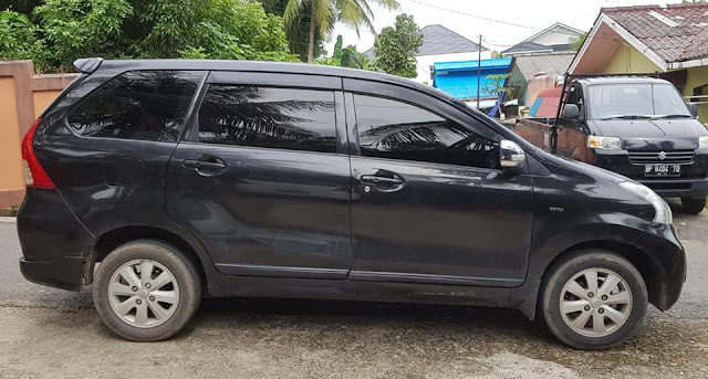 Toyota Avanza Batam Car Rental