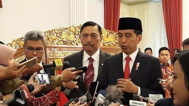 Jokowi Minta Kapolri Tindak Pihak yang Berniat Melemahkan KPU