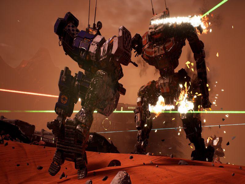 MechWarrior 5 Mercenaries Highly Compressed Free Download