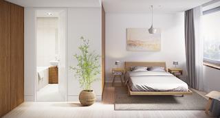 Tips menghadirkan nuansa minimalis di kamar tidur