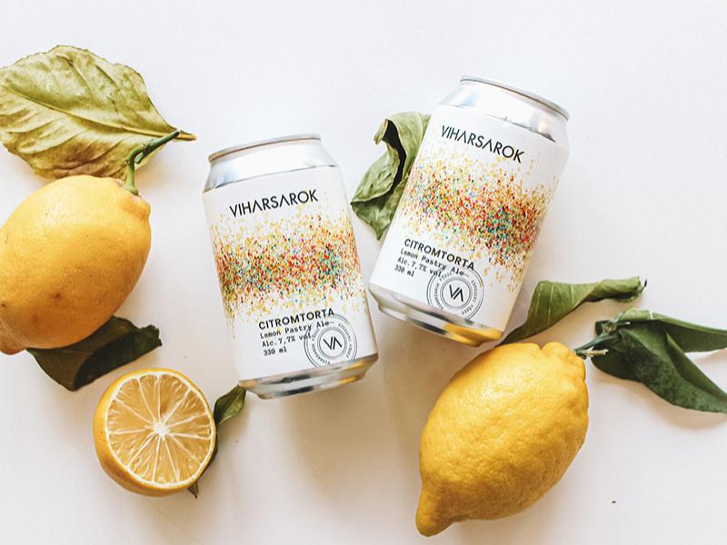 Viharsarok Limited Edition Craft Beer