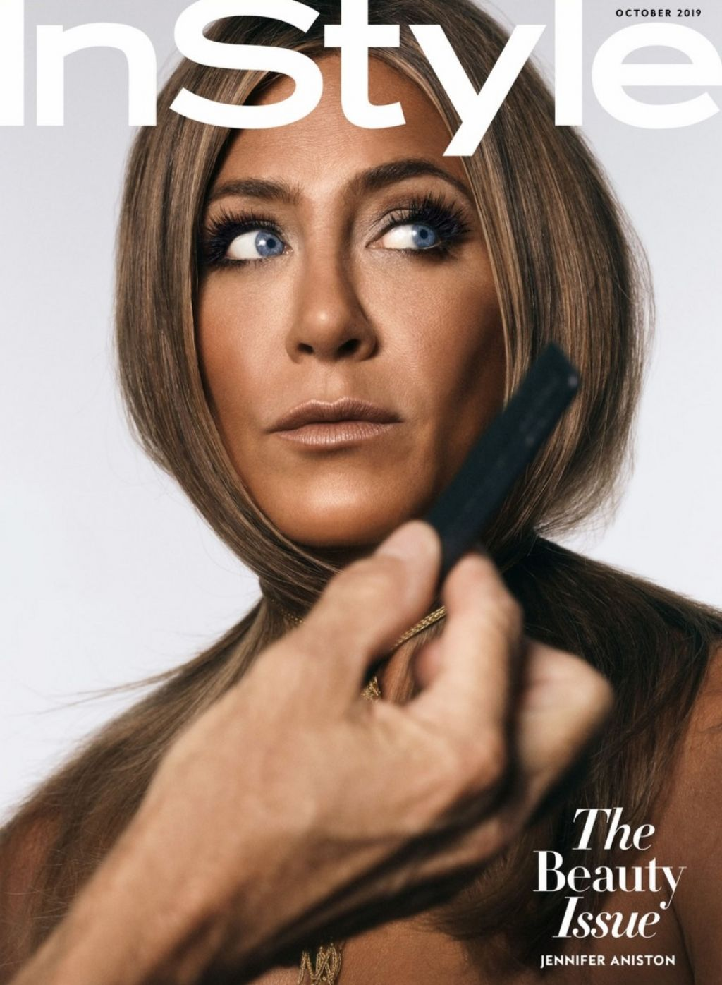Jennifer Aniston is the latest to star on the cover of InStyle magazine