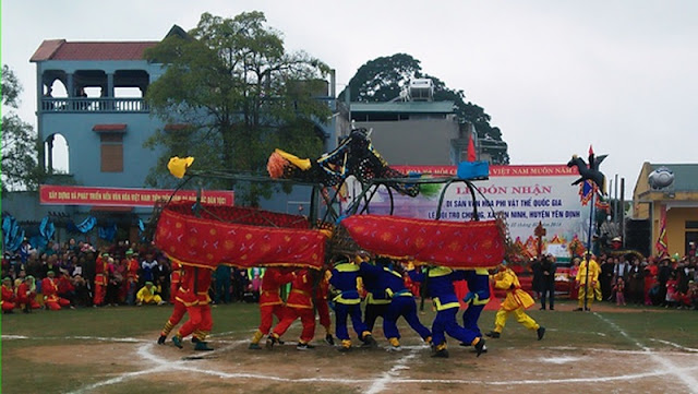 Tro Chieng - The most anticipated festival in Thanh Hoa