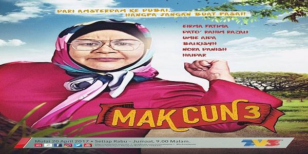 Mak Cun 3 (2017)