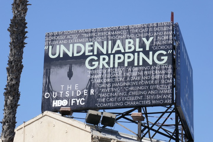 outsider Emmy FYC billboard