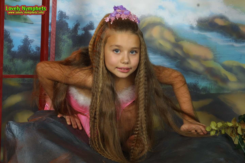 Russian Model Dasha Anya LS