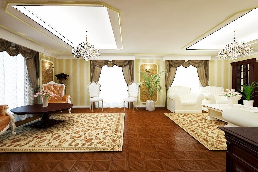 design interior living clasic baroc