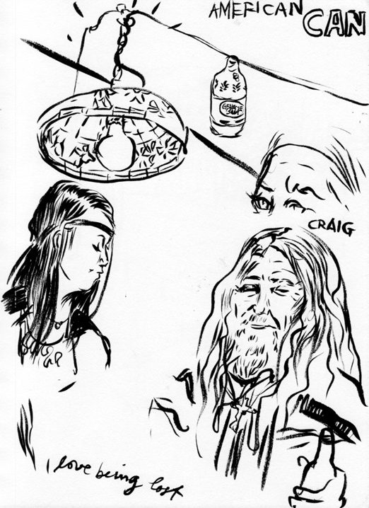 Walter Reed With Victor Juhasz Fred Harper And Some Other People Too Im Humbled By All The Peer Inspiration Traveling Insanity Time To Draw
