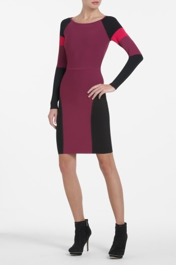 Couture Carrie Cool Color Blocking