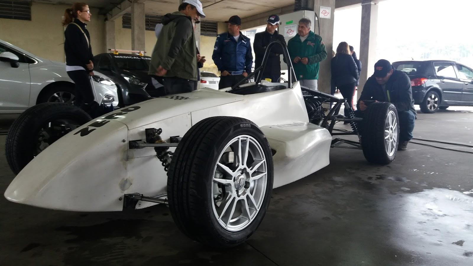 1a8f8bca45 Confira abaixo como ficou o carro protótipo da Fórmula 1600