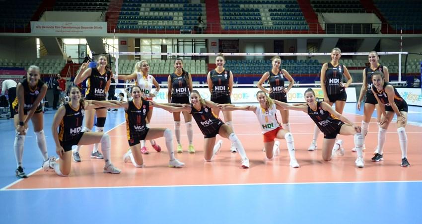 Galatasaray HDI Sigorta Kadın Voleybol Takımı