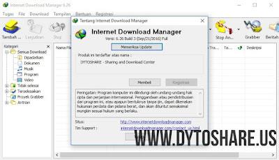 Internet Download Manager 6.26 Build 3 Full Version