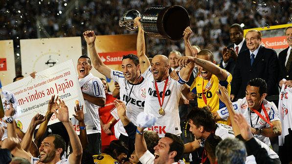Taça Libertadores das Américas 2012