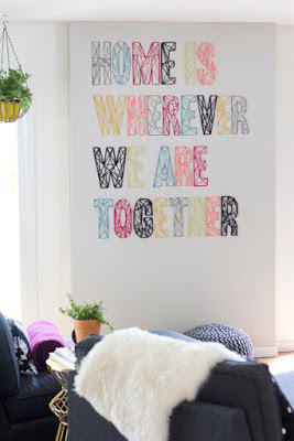 4 Picture ideas for Filling the Empty Wall in Different Ways