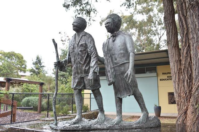 Concord West | Sculpture by Maryann Nicholls