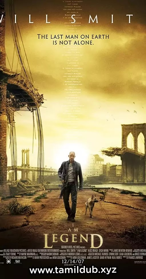 I am Legend tamil dubbed hollywood movies download