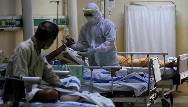 Dokter Positif Covid-19 di Surabaya Meninggal, Sang Istri Kritis