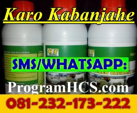 Jual SOC HCS Karo Kabanjahe