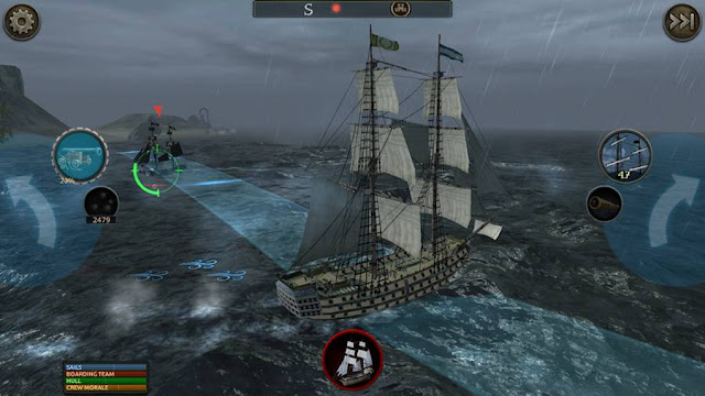 Tempest: Pirate Action RPG – Jogo OFFLINE para Android