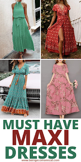 10 Must Have Affordable Maxi Dresses