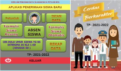 Unduh Aplikasi PPDB tahun Pelajaran 2021/2022