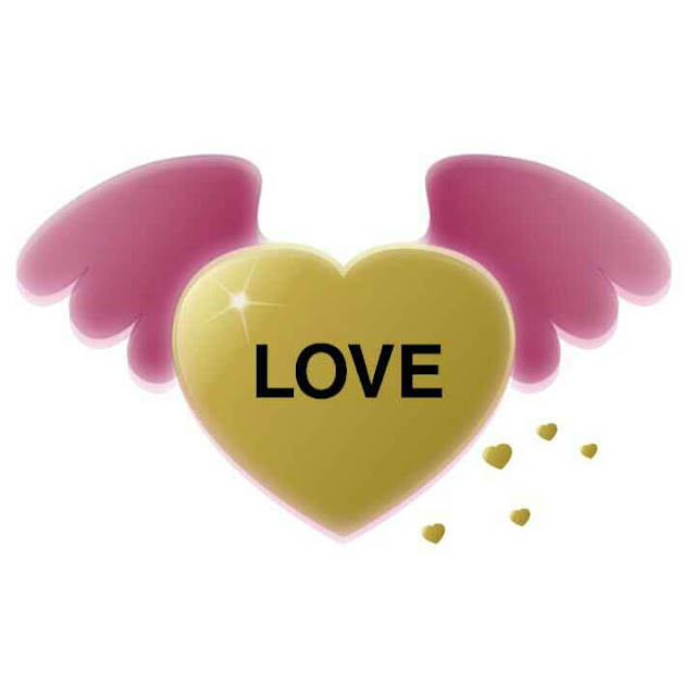 Love heart Whatsapp DP Profile Picture
