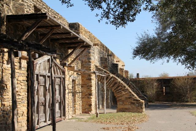 Doorway Into The Past Mission San Jose Y San Miguel De