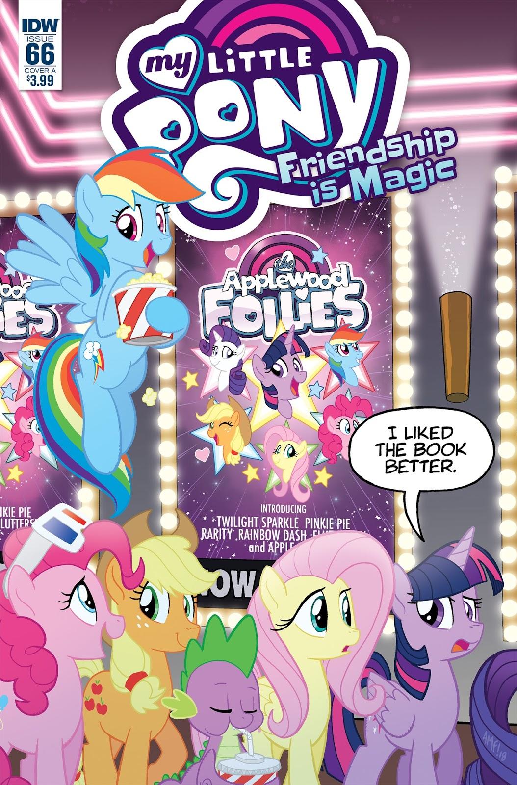 My Little Pony G5 Villains - My Ponny l