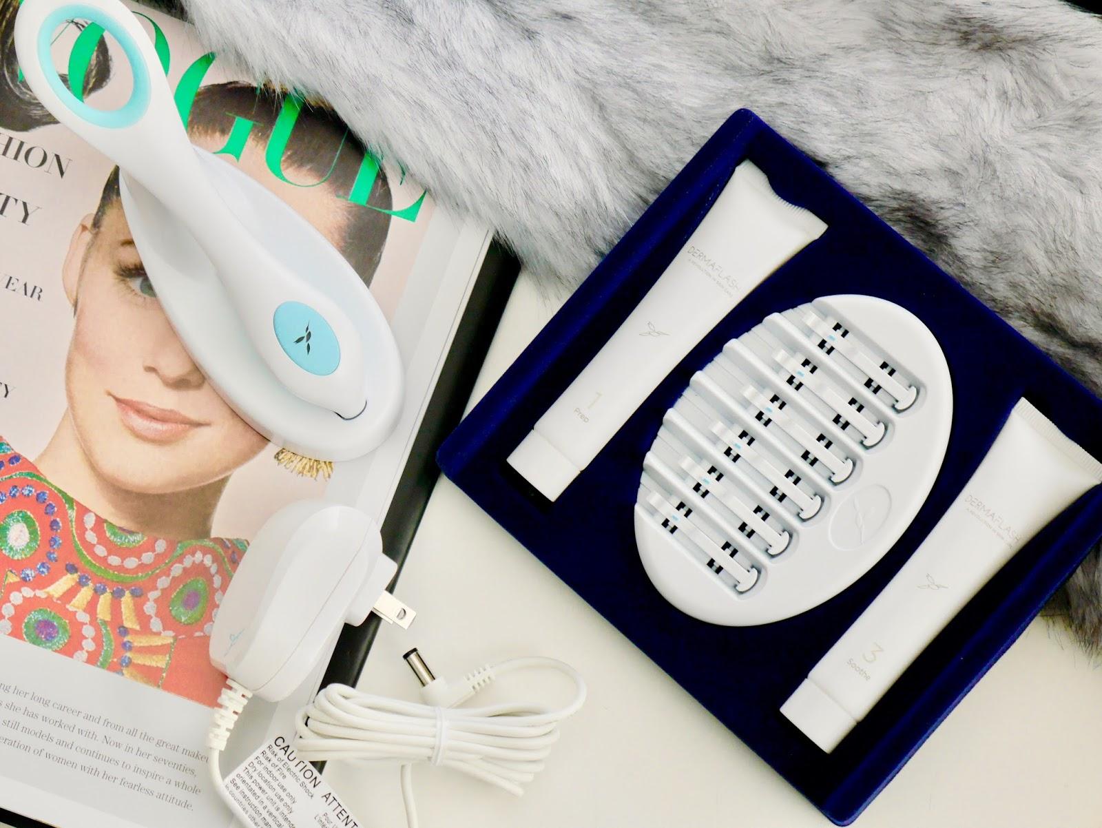 skincare device, exfoliate, bloggers, bbloggersCA, FlashSquad