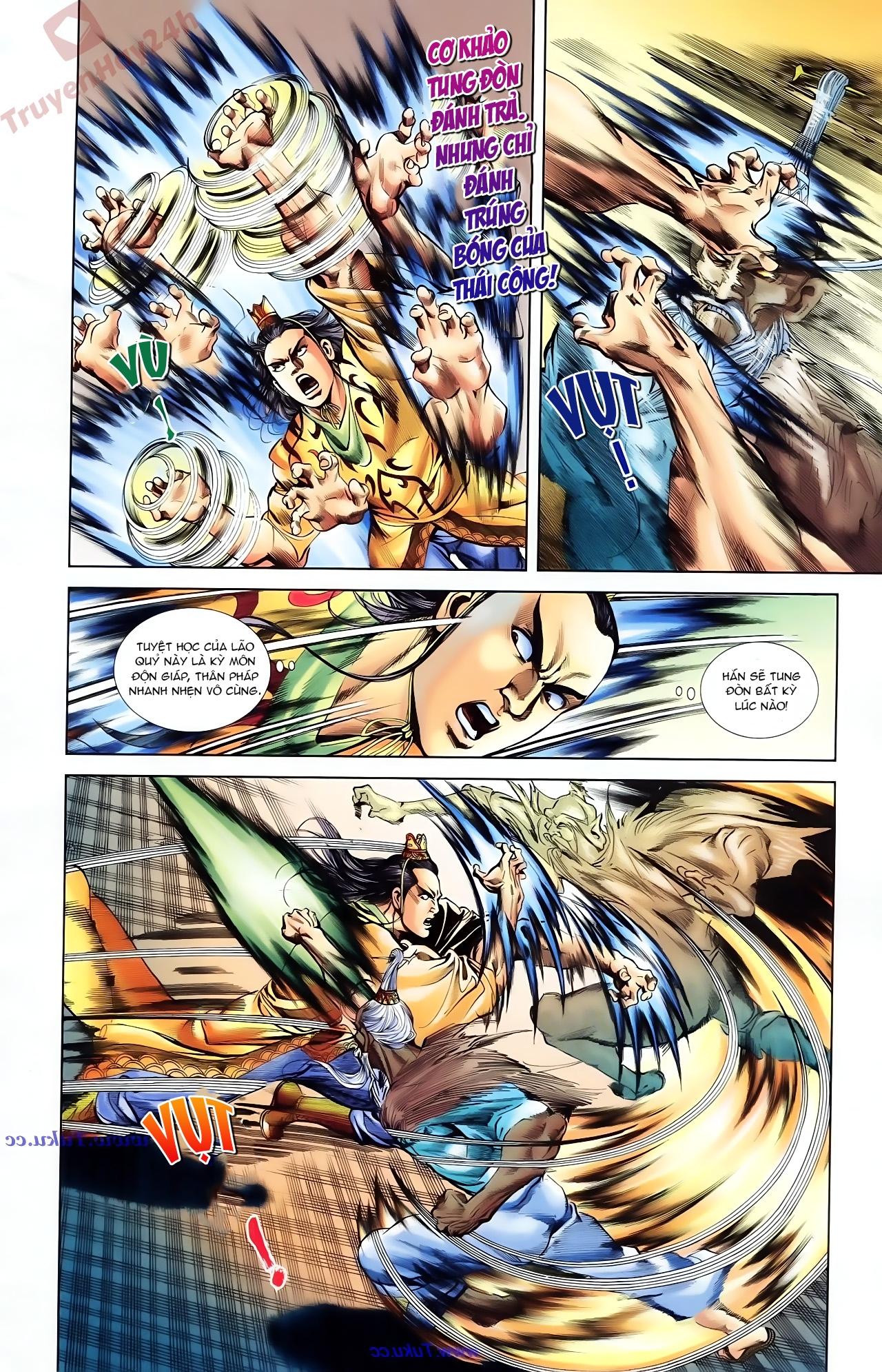 Cơ Phát Khai Chu Bản chapter 77 trang 22
