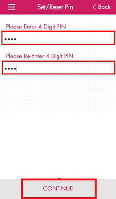 Axis Bank ATM Card PIN Online