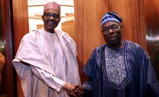 NIGERIANS PRAISE, BLOW OBASANJO OVER OPEN LETTER TO BUHARI
