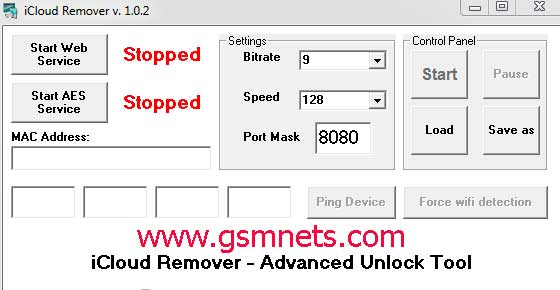 iCloud Remover Tool v1.0.2 Free Download