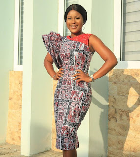 Check out Berla Mundi's  stunning African prints looks-Ginna Online