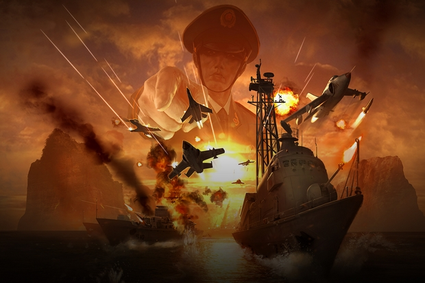 Wargame: Red Dragon está gratuito na Epic Games Store