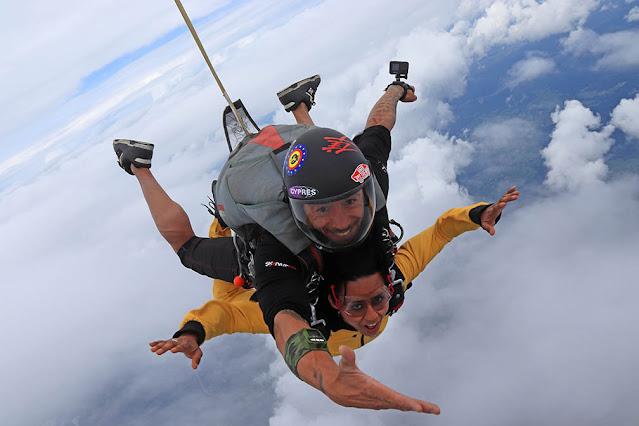 Skydive Spa Davio D'Orazio Lucian Tapaszto