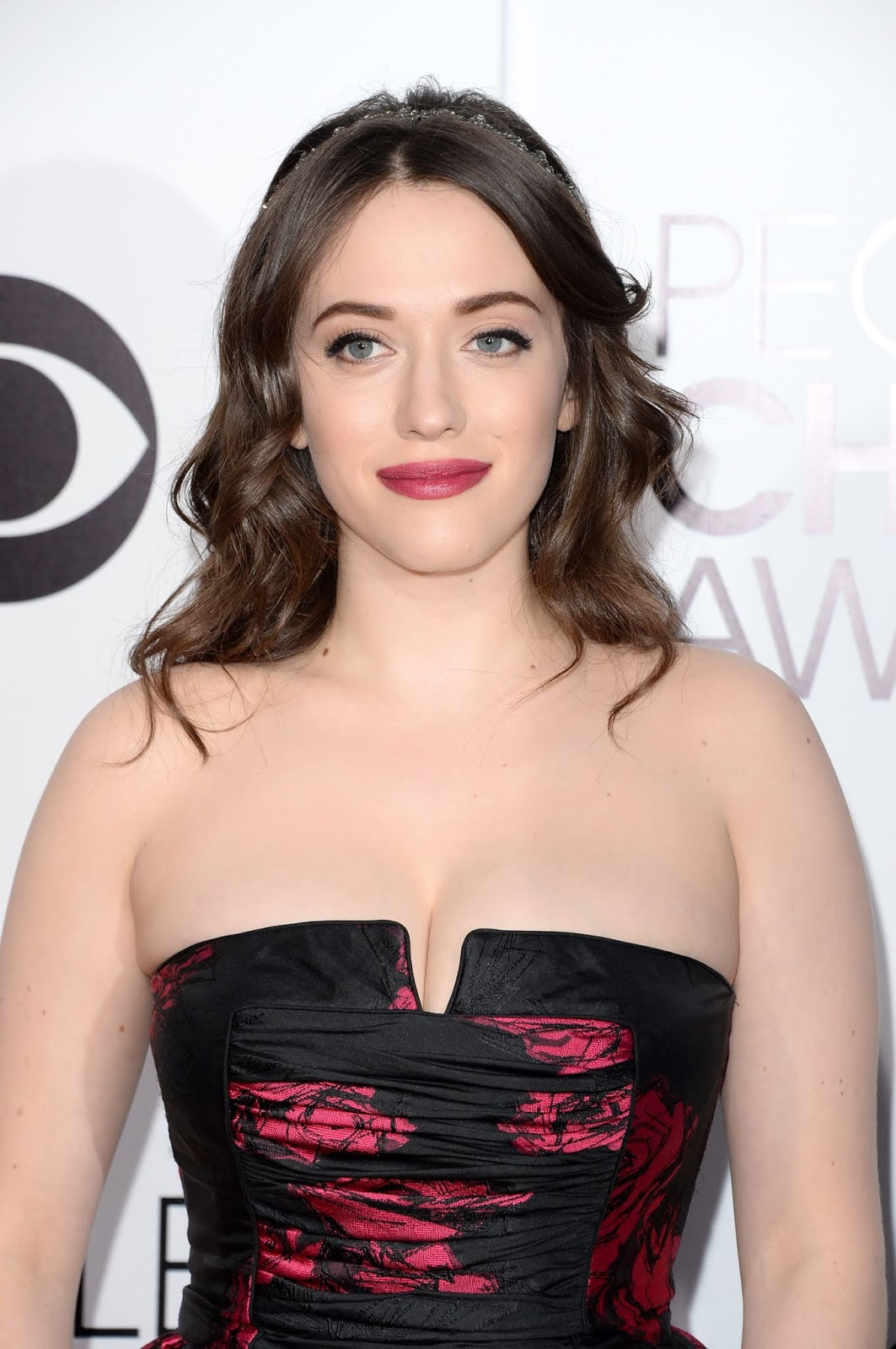copiar o look da kat dennings no people choice awards anadodia ana do dia
