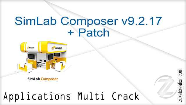 SimLab Composer v9.2.17 + Patch