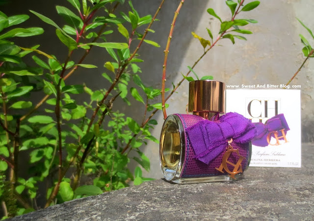 Carolina Herrera Eau de Perfume Sublime Review Price India