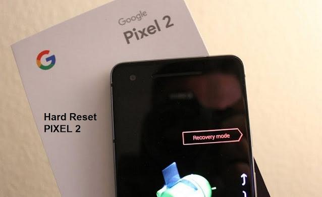 hard reset pixel 2