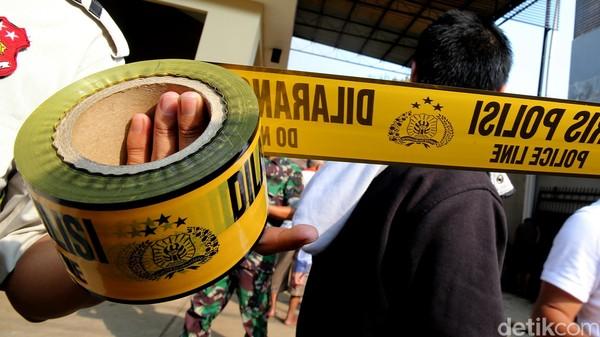 Polemik Aturan Rumah ODP-PDP Digaris Polisi di Medan